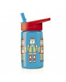 Robots Tritan Drinking Bottle