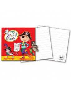 Secret Diary - Pirates