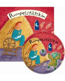 Rumplestiltskin CD Book