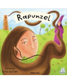 Rapunzel Book and CD