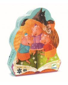 The 3 Little Pigs Puzzle