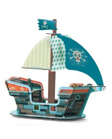 Pop to Play - 3D Pirate Ship