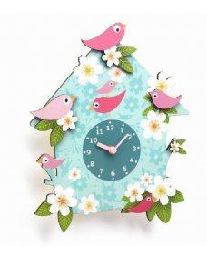 Djeco Clock - Coucou Charlotte