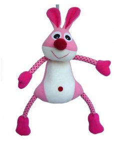 Springy Spotty Rabbit