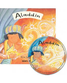 Aladdin CD Book