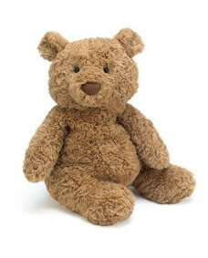 LARGE Bartholomew Bear