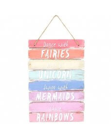 Dance with the Fairies Plaque