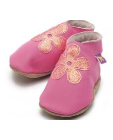 Blossom Pink Glitter 6-12mths