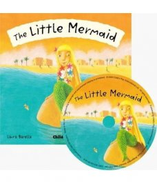 The Little Mermaid Book and CD