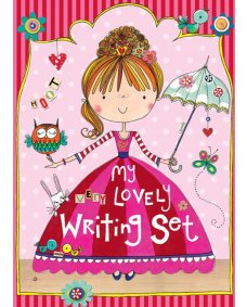 Writing Set Wallet - Very Lovely Princess